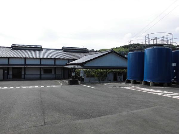 福徳長酒類株式会社<br>薩摩工場