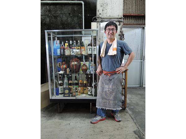 合資会社弥生焼酎醸造所
