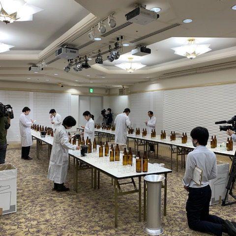 令和2酒造年度鹿児島県本格焼酎鑑評会